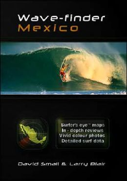 Wave-finder Surf Guide Mexico
