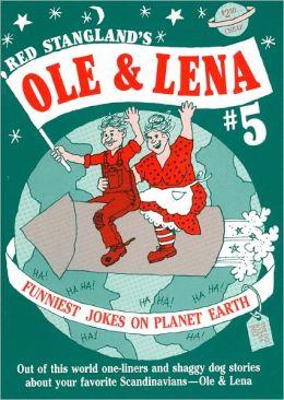 Ole and Lena Jokes Book