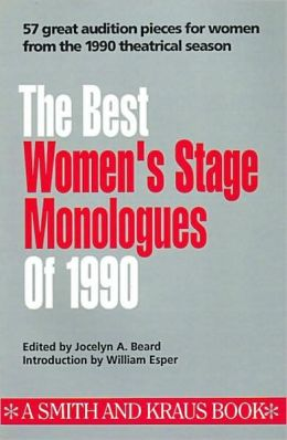 The Best Women's Stage Monologues of 1990