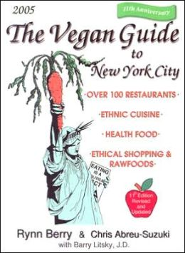 Vegan Guide to New York City 2005