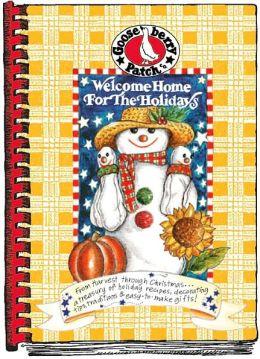 Welcome Home for the Holidays Cookbook