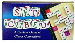 Set Cubed - A Curious Game of Clever Connections