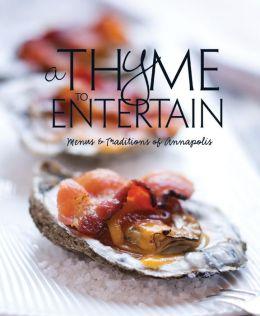 A Thyme to Entertain