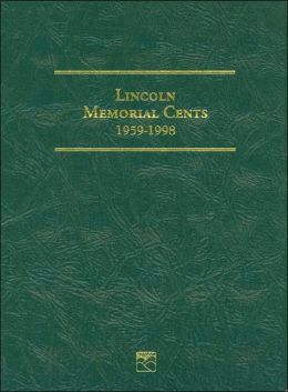 Lincoln Memorial Cents 1959-1998