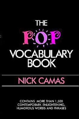 The Pop Vocabulary Book