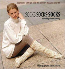 Socks Socks Socks: 70 Winning Patterns