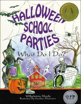 Halloween School Parties: What Do I Do?