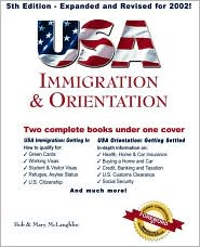 USA Immigration and Orientation