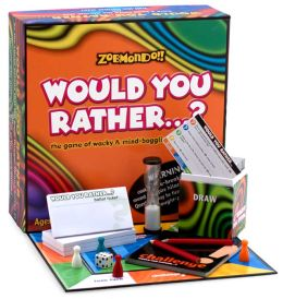 Zobmondo Would You Rather Classic Edition Game