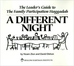 Leader's Guide to a Different Night: The Family Participation Haggadah