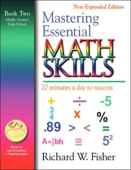 Mastering Essential Math Skills, Book 2: Middle Grades/High School