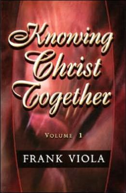 Knowing Christ Together Volume 1