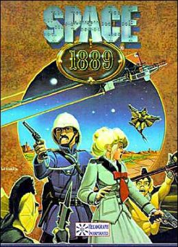 Space: 1889: Science Fiction Role Playing in a More Civilized Time