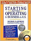 Starting and Operating a Business in the U.S