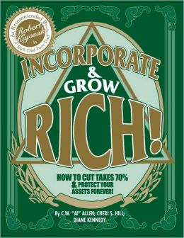incorporate and grow rich cw allen pdf