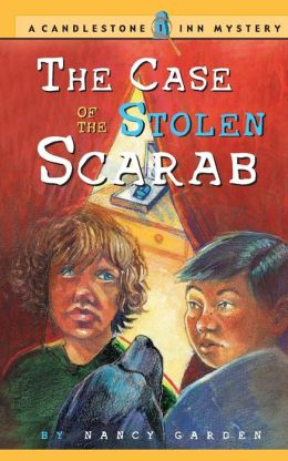 The Case of the Stolen Scarab (Candlestone Inn Series #1)