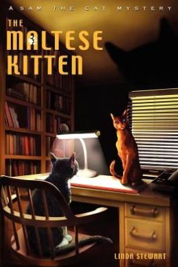 Maltese Kitten: A Sam the Cat Mystery