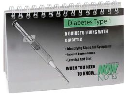 Diabetes Type 1: A Guide to Living with Diabetes (Now Notes Series)