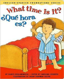 What Time Is It?/Que Hora es?