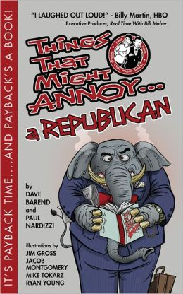 Things That Might Annoy a Republican