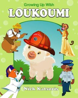 Growing Up with Loukoumi Book and CD