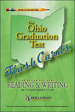 Ohio Graduation Test Flashcards: Reading & Writing
