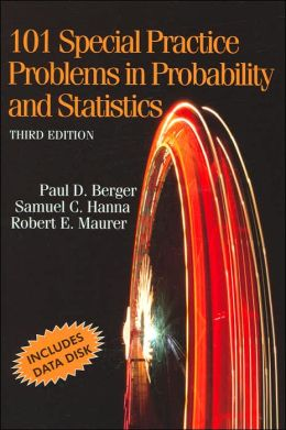 101 Special Practice Problems in Probability and Statistics