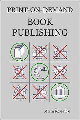 Print on demand publishers