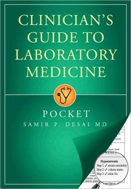 Clinician's Guide to Laboratory Medicine: Pocket