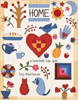 Home: A Heartfelt Nap Quilt