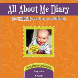 All about Me Diary: The Ultimate Record of Your Child's Day!