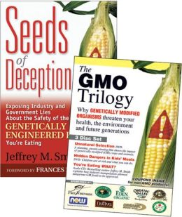 GMO Trilogy and Seeds of Deception Set