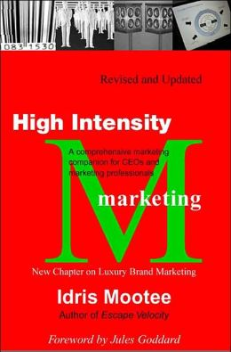 High Intensity Marketing: Comprehensive Marketing