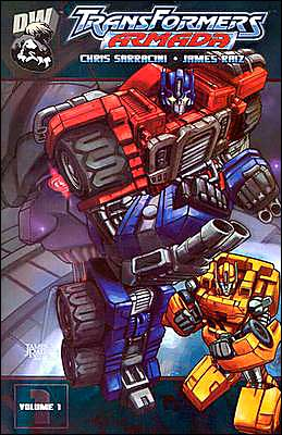 Transformers Armada, Volume 1: First Contact