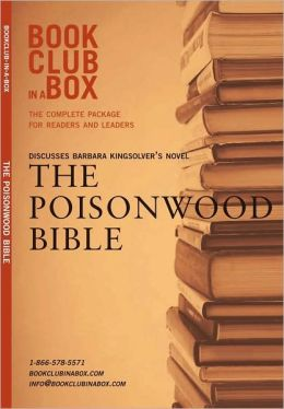 Bookclub-in-A-Box Discusses: The Poisonwood Bible
