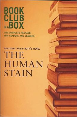 Bookclub in a Box Discusses The Human Stain, a Novel by Philip Roth