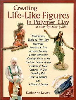 Creating Life-like Figures in Polymer Clay: A Step by Step Guide