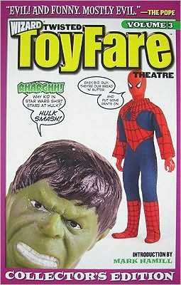 Twisted Toyfare Shoake