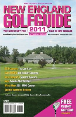 New England Golf Guide 2011