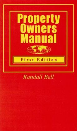 Property Owners Manual