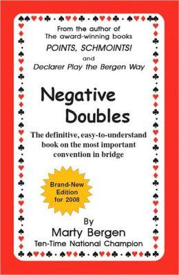 Negative Doubles