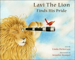 Lavi the Lion Finds His Pride