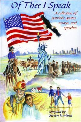 Essays On Patriotism