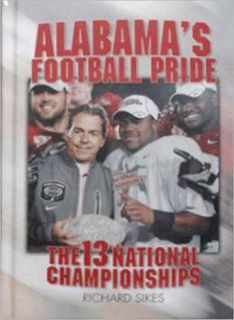 Alabama's Football Pride