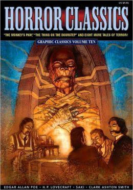 Graphic Classics, Volume 10: Horror Classics