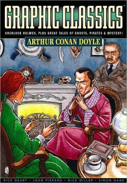Graphic Classics, Volume 2: Arthur Conan Doyle