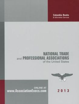 National Trade and Professional Associations of the United States
