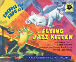 Freddie the Frog and the Flying Jazz Kitten: 5th Adventure: Scat Cat Island