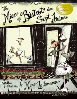 Mice of Bistro des Sept Freres