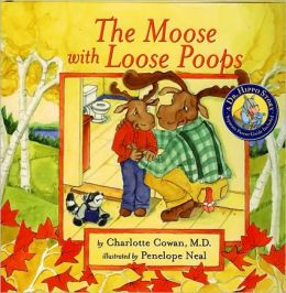 Moose with Loose Poops